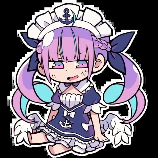 湊あくあ - Sticker 10
