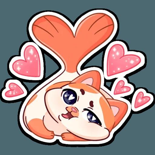 Миу-Мяу - Sticker 7