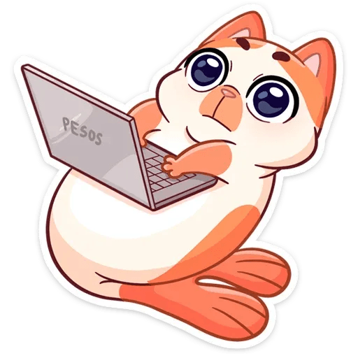 Миу-Мяу - Sticker 5