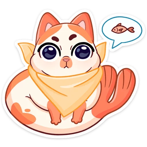 Миу-Мяу - Sticker 11