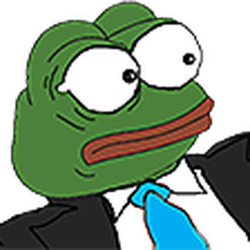 Pepe Random - Sticker 14