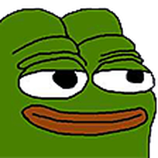 Pepe Random - Sticker 1