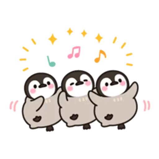 Little penguin - Sticker 6