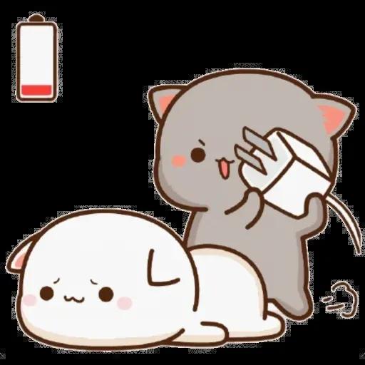 貓貓1 - Sticker 23
