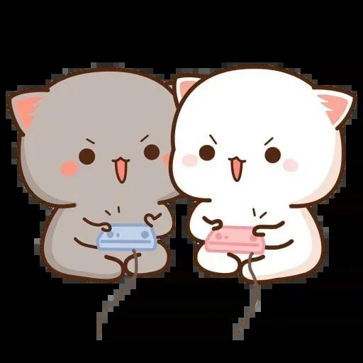貓貓1 - Sticker 8