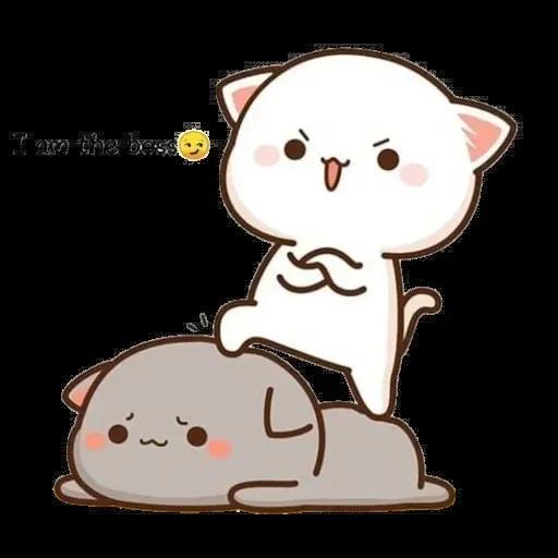 貓貓1 - Sticker 12
