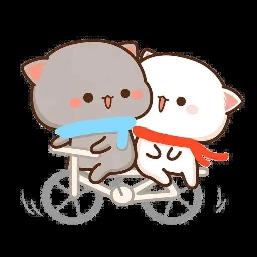 貓貓1 - Tray Sticker
