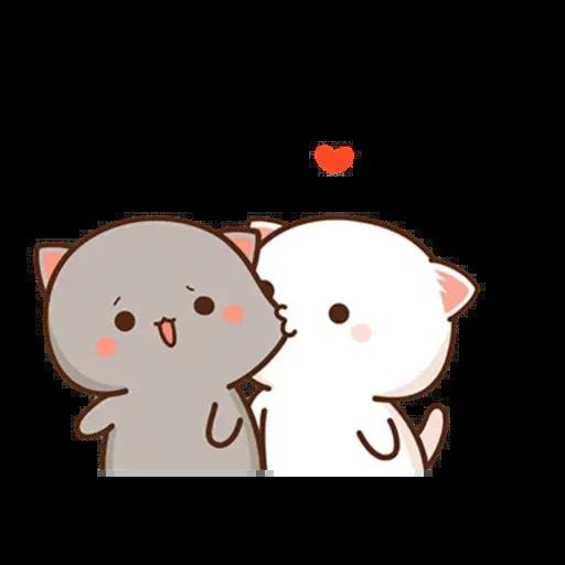 貓貓1 - Sticker 2