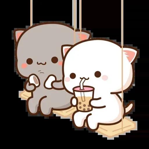 貓貓1 - Sticker 10