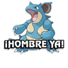 Pokenimus3 - Tray Sticker