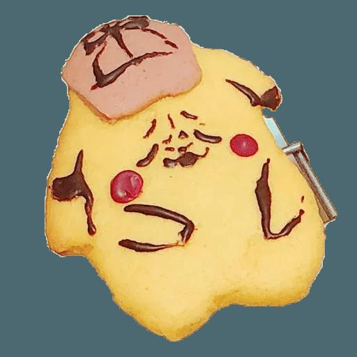 寵物小精靈人人年初四 - Sticker 6