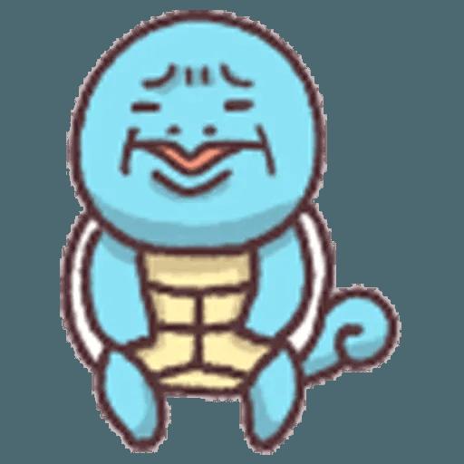 寵物小精靈人人年初四 - Sticker 4