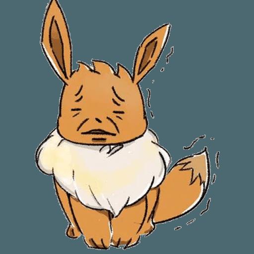 寵物小精靈人人年初四 - Sticker 14