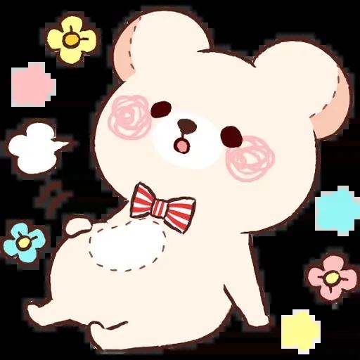 Bear 1 - Sticker 22