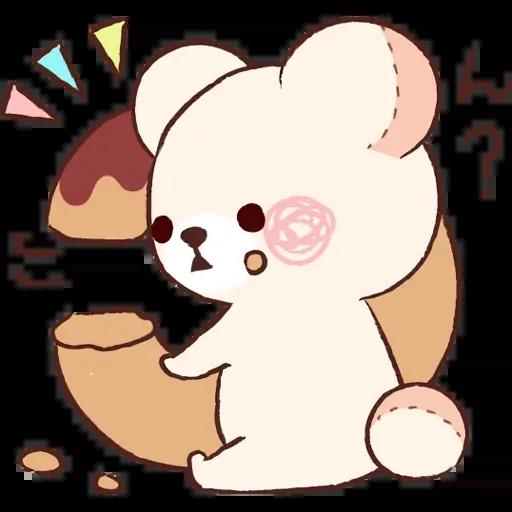 Bear 1 - Sticker 25