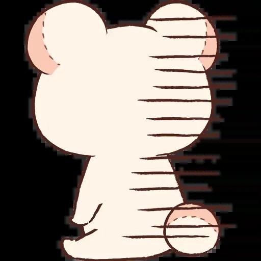 Bear 1 - Sticker 28