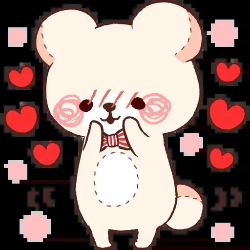 Bear 1 - Sticker 15