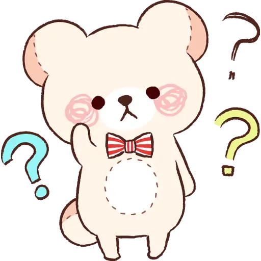 Bear 1 - Sticker 8
