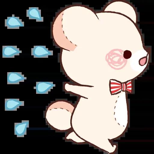 Bear 1 - Sticker 30