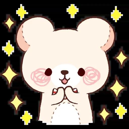 Bear 1 - Sticker 21