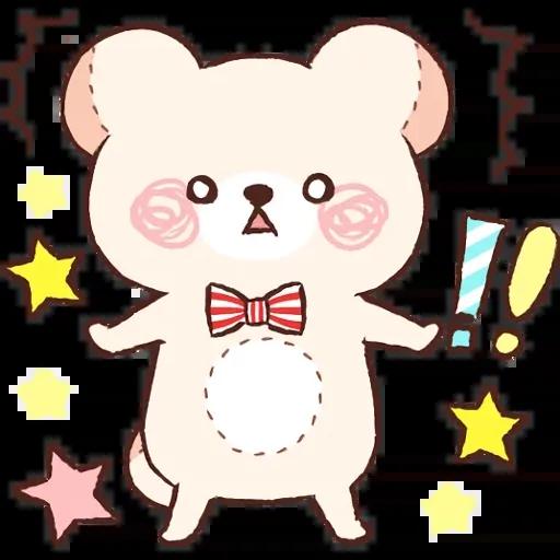 Bear 1 - Sticker 7