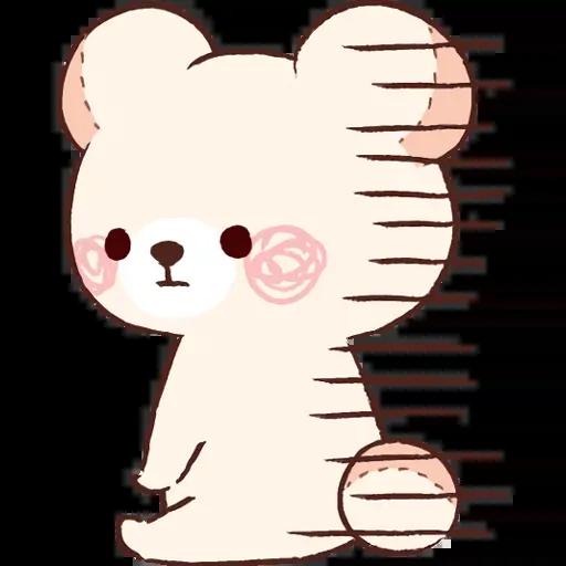 Bear 1 - Sticker 27