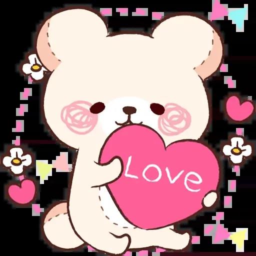 Bear 1 - Sticker 16