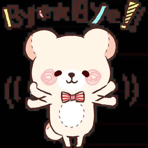 Bear 1 - Sticker 18