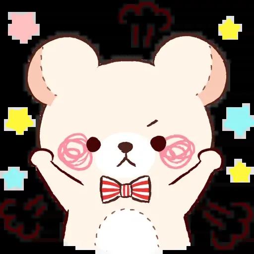 Bear 1 - Sticker 5