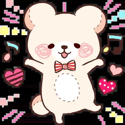 Bear 1 - Sticker 1