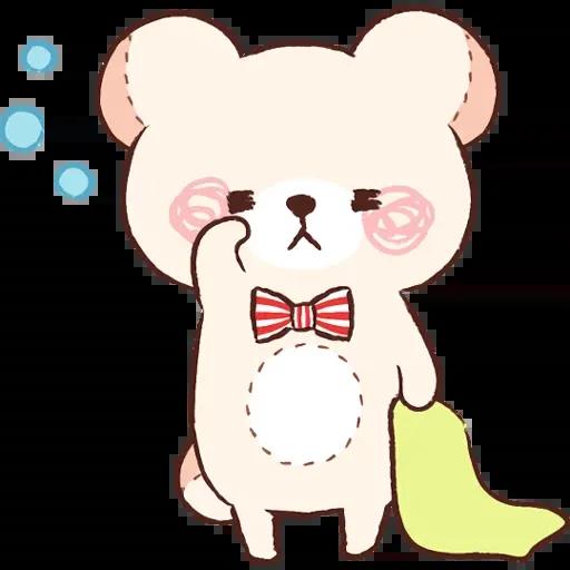 Bear 1 - Sticker 11