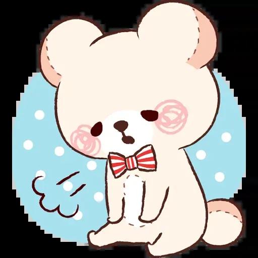 Bear 1 - Sticker 6