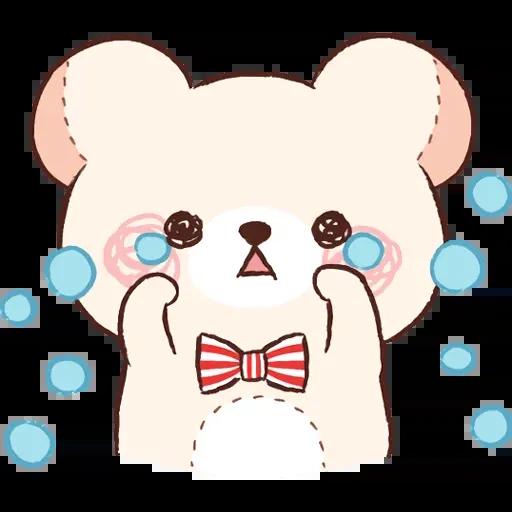 Bear 1 - Sticker 4