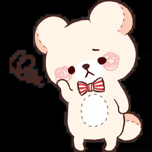 Bear 1 - Sticker 26