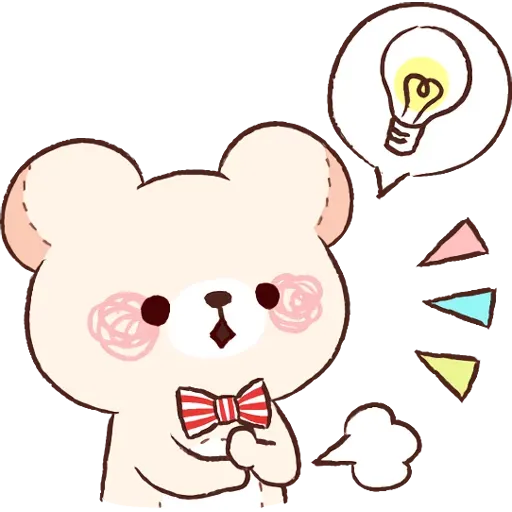 Bear 1 - Sticker 10