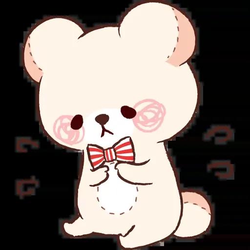 Bear 1 - Sticker 29