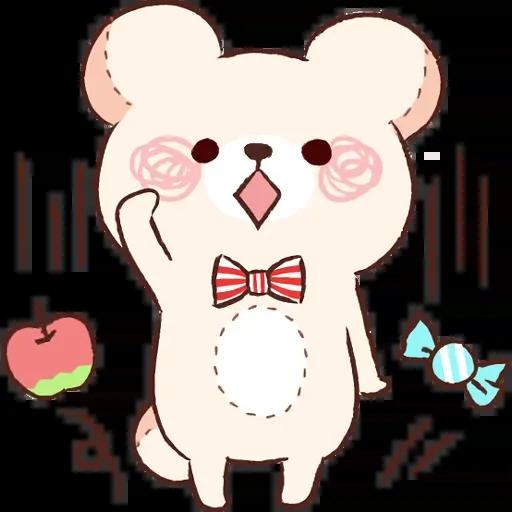 Bear 1 - Sticker 9