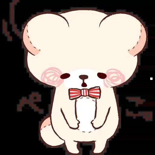 Bear 1 - Sticker 20