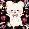 Bear 1 - Tray Sticker