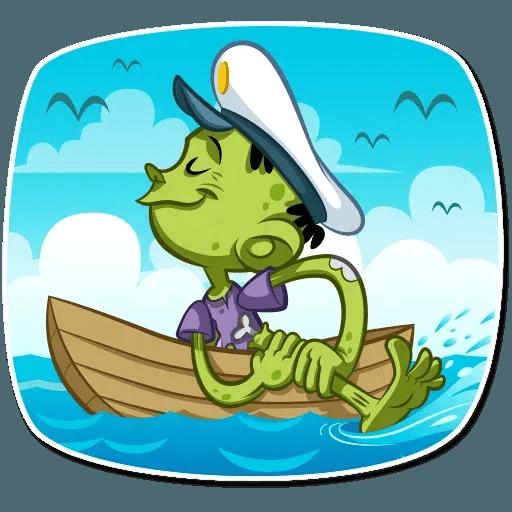Zombie - Sticker 25