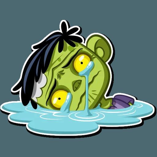 Zombie - Sticker 18