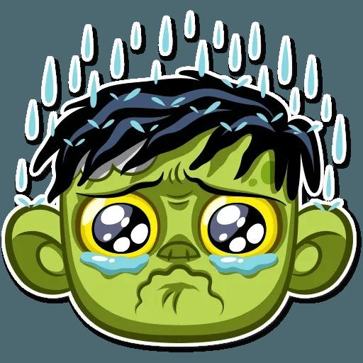 Zombie - Sticker 3