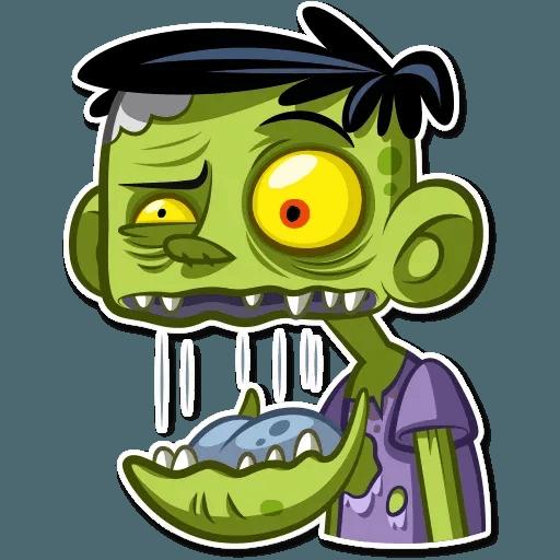 Zombie - Sticker 14