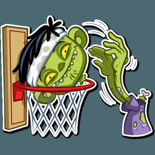Zombie - Sticker 20