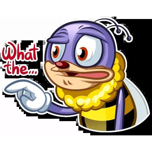 Bee - Sticker 18