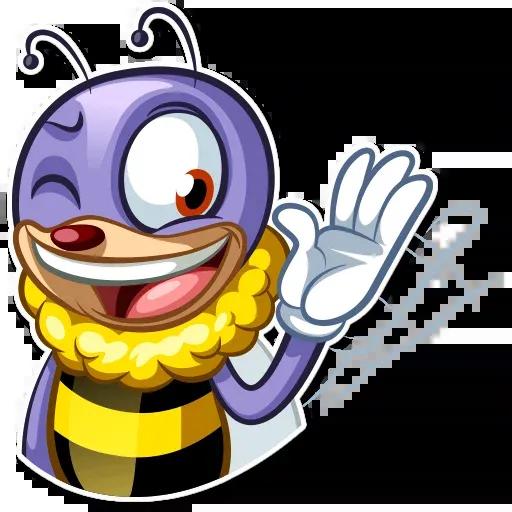 Bee - Sticker 26