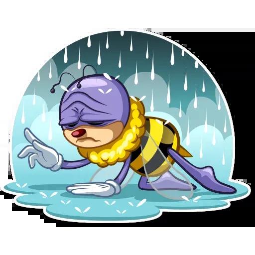Bee - Sticker 17
