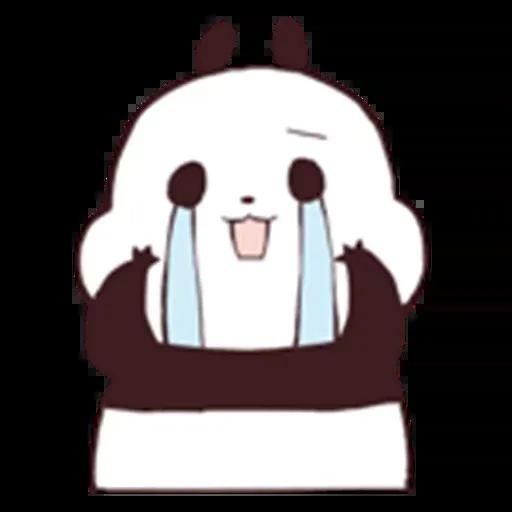Panda - Sticker 9