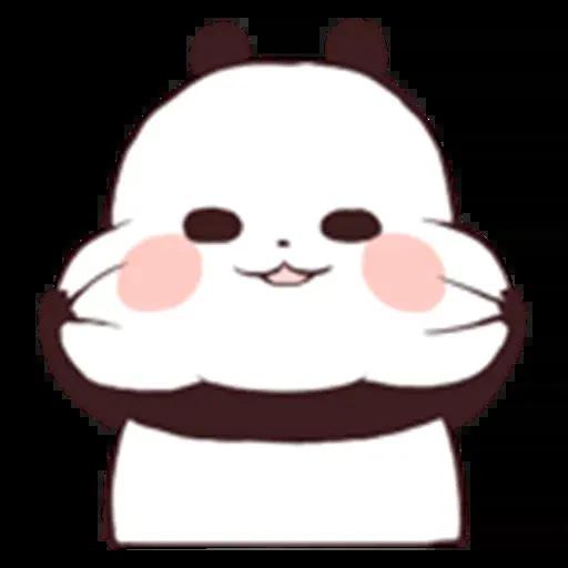 Panda - Sticker 19