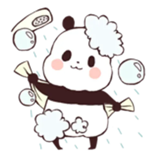 Panda - Sticker 16